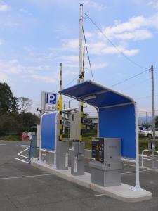 『大和駅前一時利用駐車場』の画像