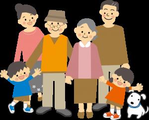 『家族』の画像