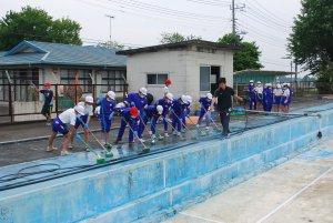 『20160524 プール清掃1 』の画像