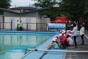 『20160606 プール開き1』の画像
