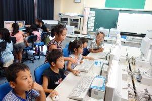 『20160719 1年パソコン教室1』の画像
