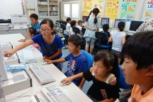 『20160719 1年パソコン教室2』の画像