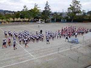 『H28運動会全体練習1』の画像