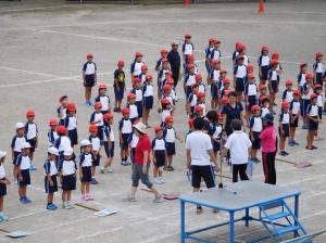 『H28運動会全体練習2』の画像