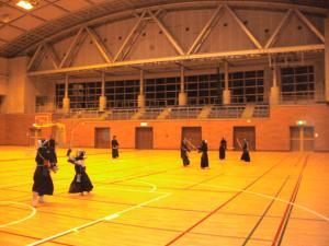『剣道(体育館)』の画像