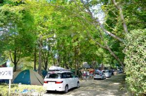 『上野沼やすらぎの里キャンプ場 オートキャンプ写真1』の画像