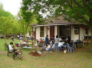 『上野沼やすらぎの里キャンプ場 オートキャンプ写真4』の画像