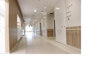 『病棟廊下』の画像