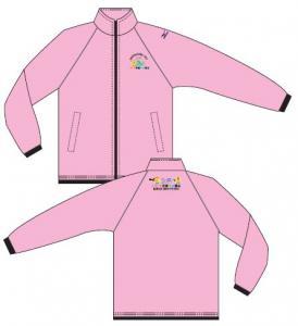 『ジャンパー(ピンク)』の画像