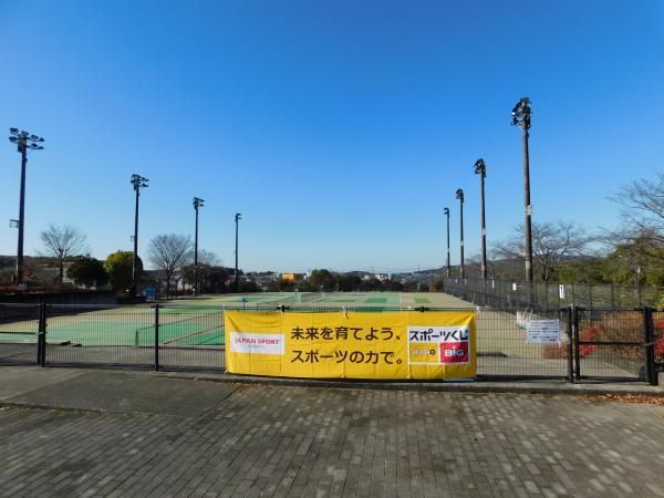 『テニスコートLED写真』の画像