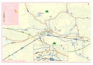 『岩瀬子育てマップ』の画像