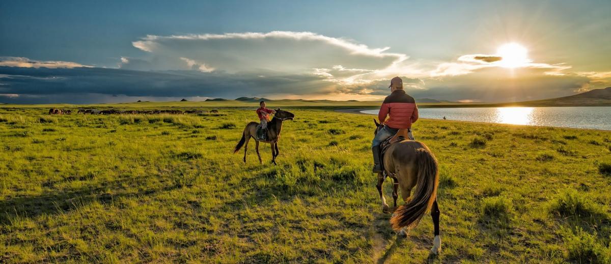 『『モンゴルオンラインツアー』の画像』の画像