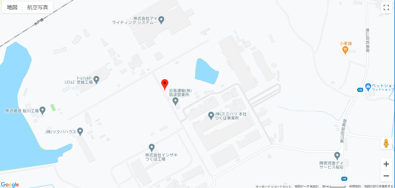 『台山高森工業団地バス停2』の画像