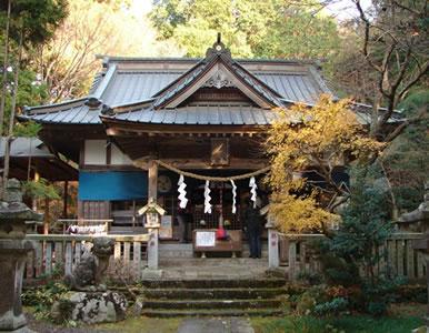 五所駒瀧神社画像その1