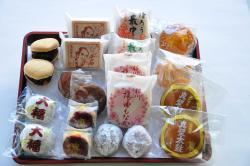 桜川の和菓子